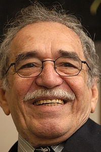 Garcia Márquez, Gabriel portréja