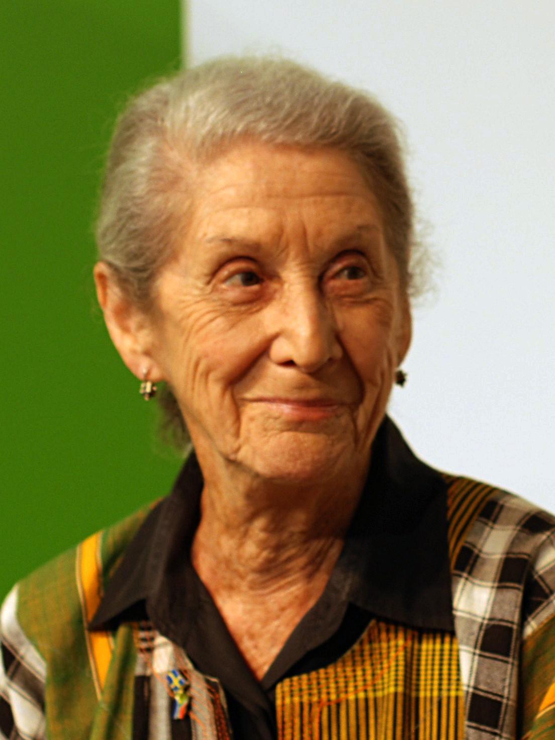 Gordimer, Nadine portréja