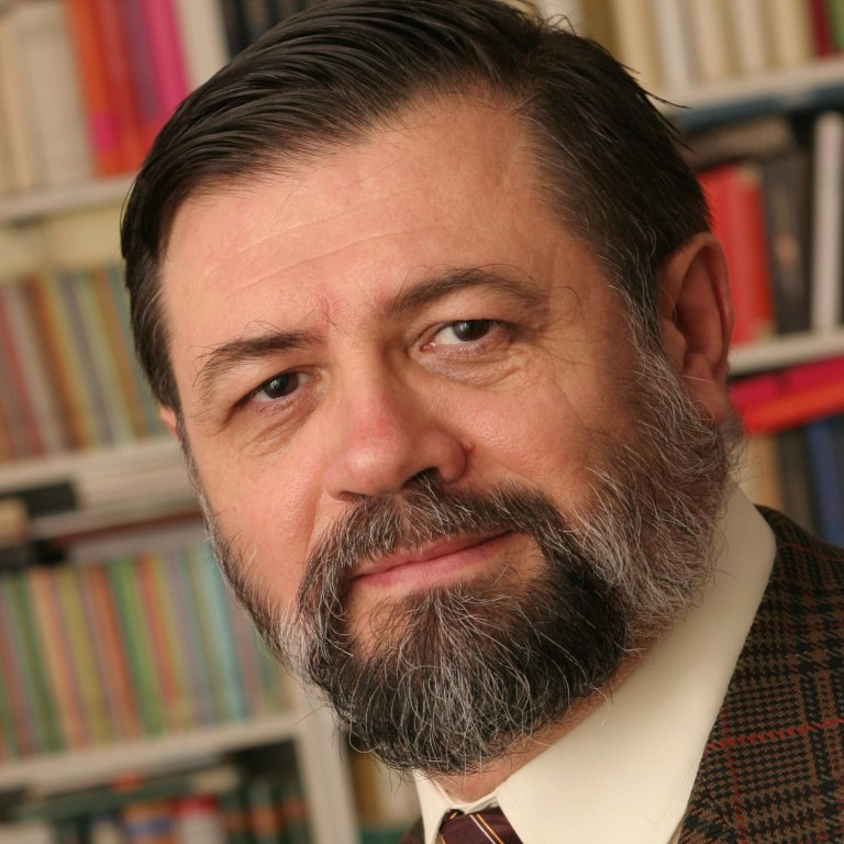 Báthori Csaba portréja