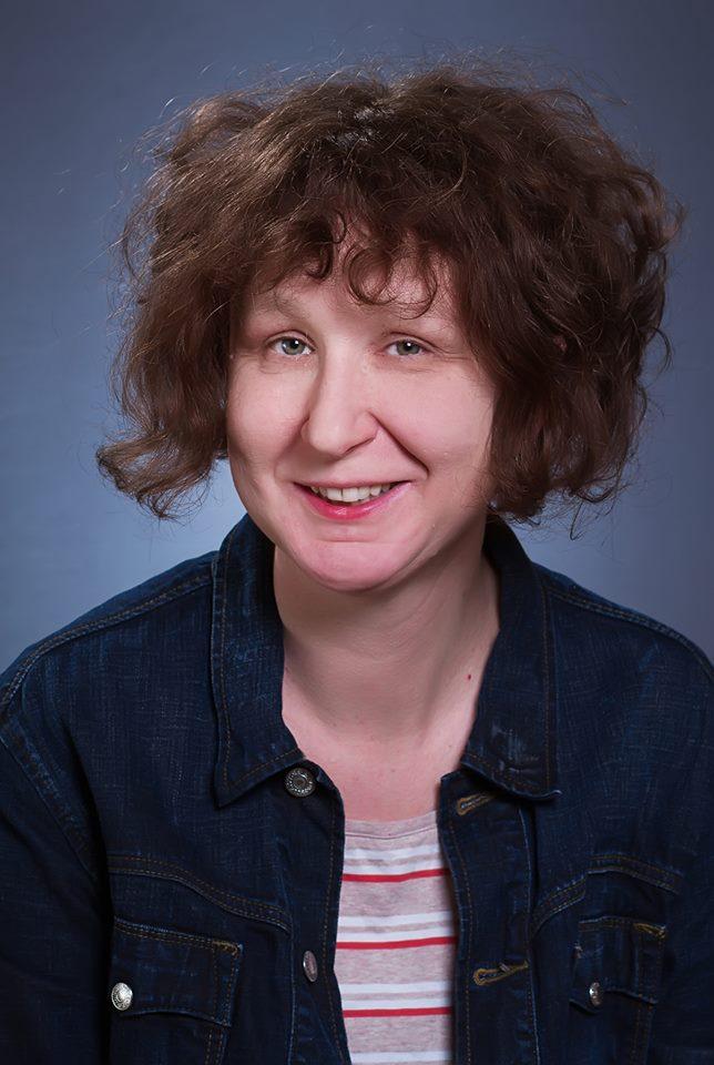 Góz Adrienn portréja