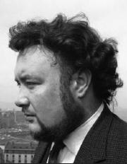 Alan Norman Bold portréja