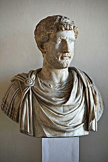 Hadrianus, Publius Aelius portréja