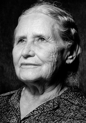 Lessing, Doris portréja