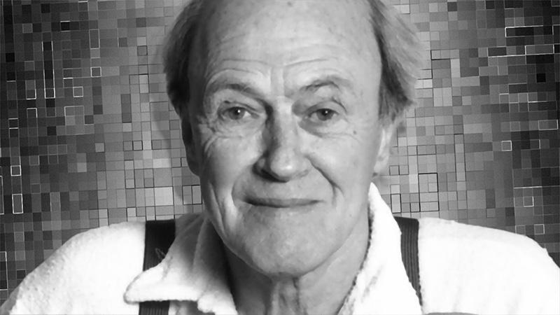 Dahl, Roald portréja