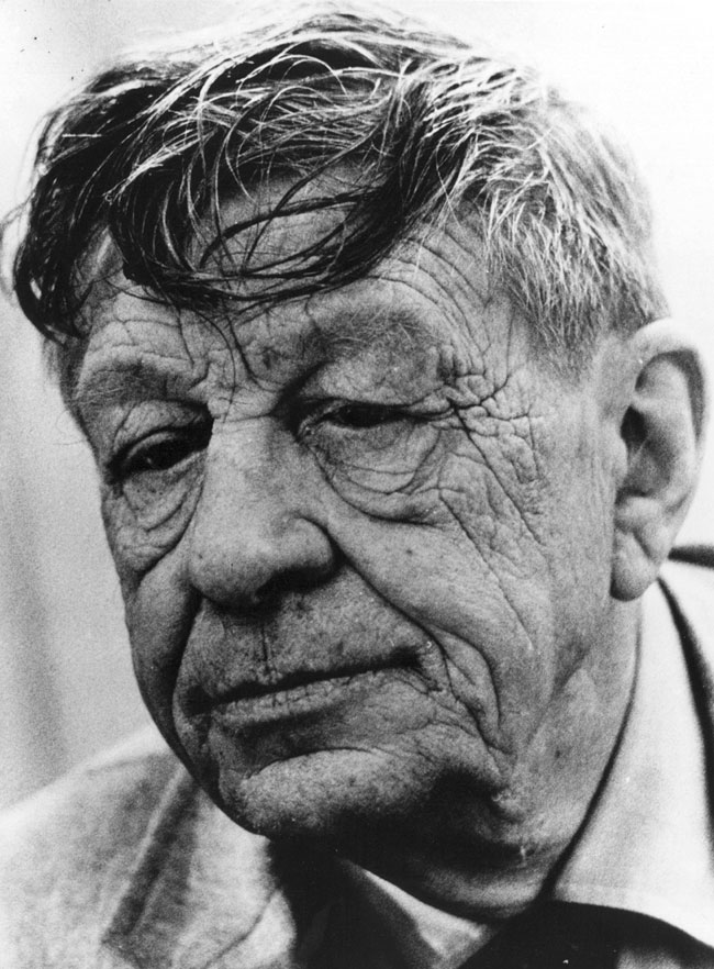 Portre of Auden, W. H.
