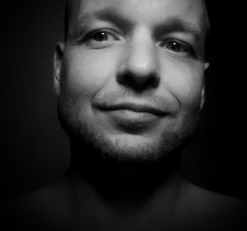 Csősz  Gergely portréja