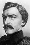 Borovský, Karel Havlíček portréja