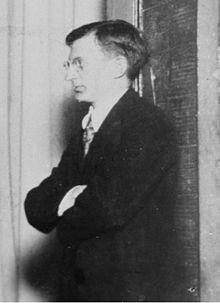 Kreymborg, Alfred portréja