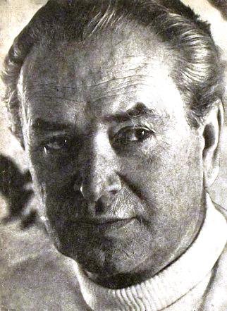 Képes Géza portréja