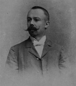 Škampa, Alois  portréja