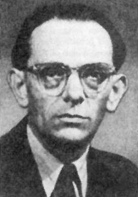 Keszthelyi Zoltán portréja
