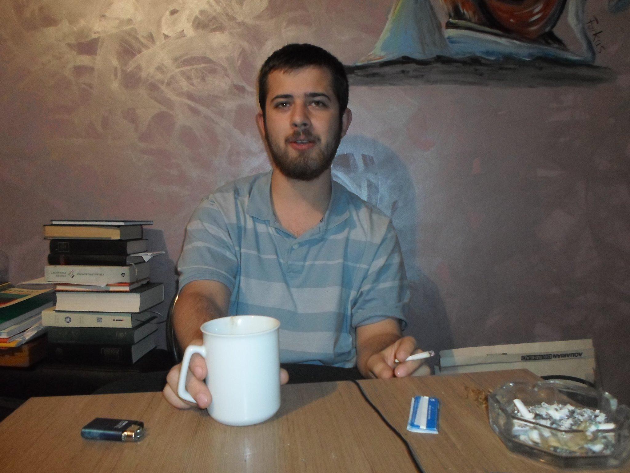 Gothár Tamás portréja