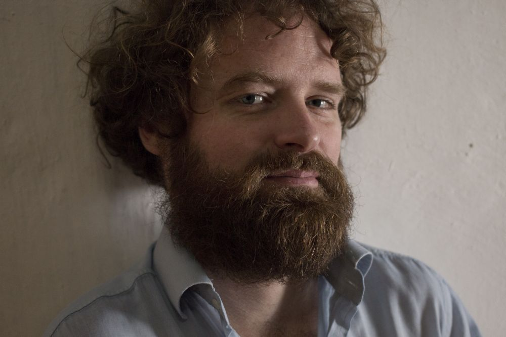 Lanczkor Gábor portréja