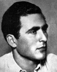 Salamon Ernő portréja