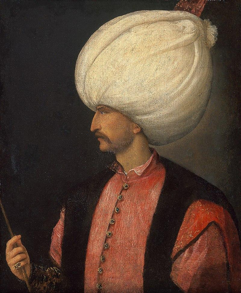 I. Szulejmán portréja