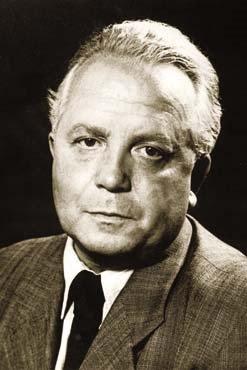 Halas, František portréja