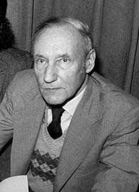 Burroughs, William S. portréja