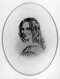 Adams, Sarah F. portréja