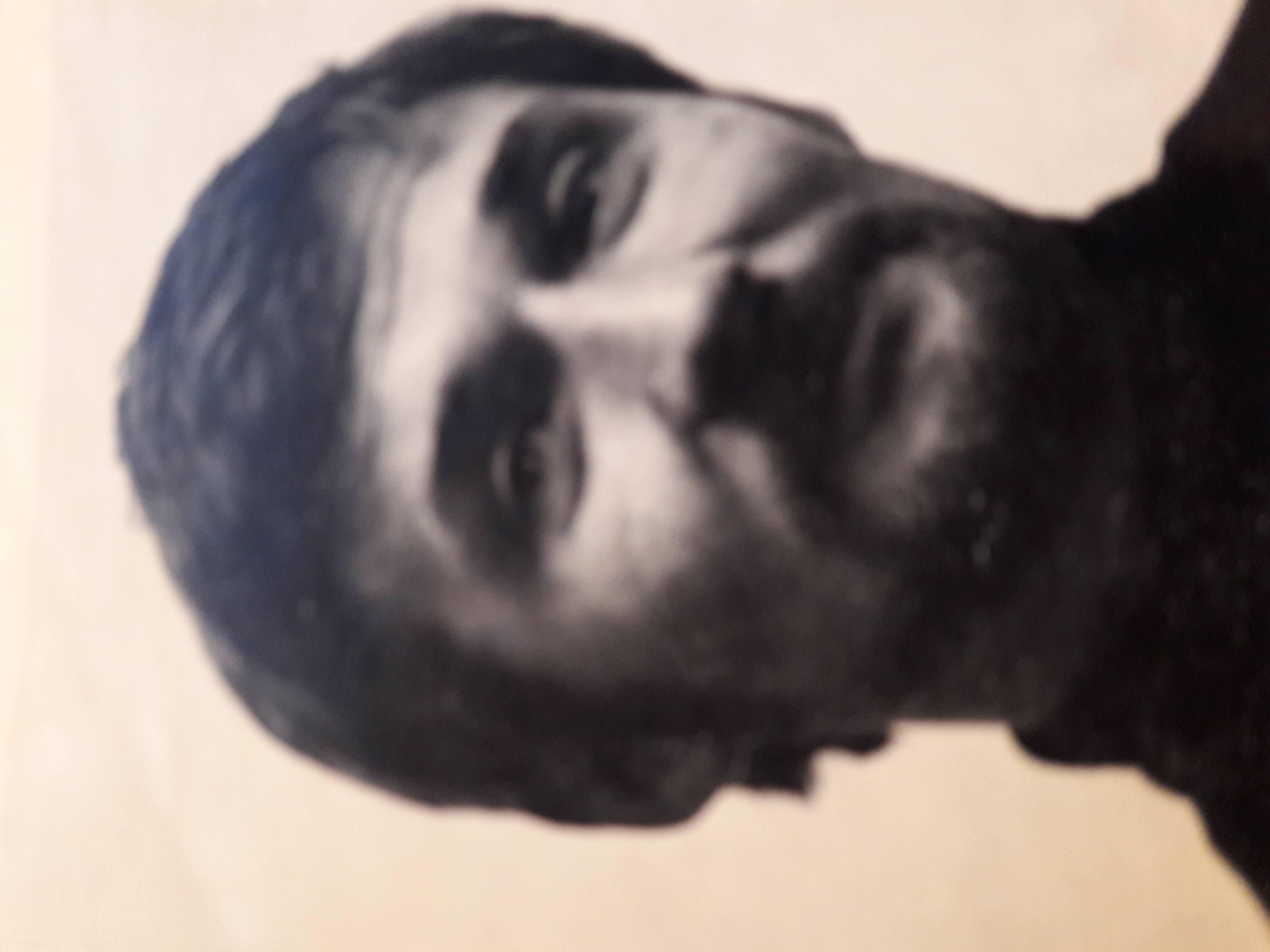 Császár István portréja