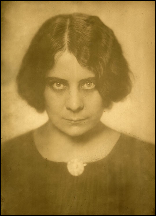 Kaffka Margit portréja