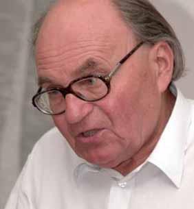 Géher István portréja