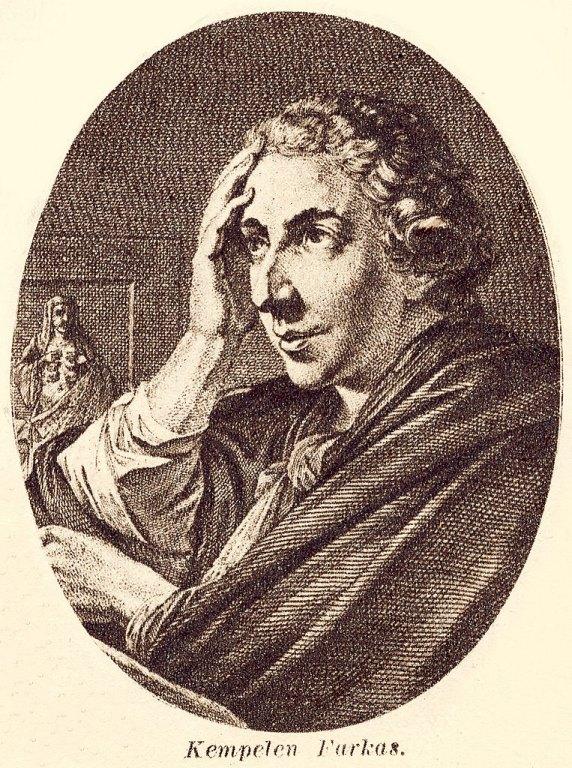 Kempelen  Farkas portréja