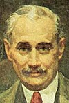 Krúdy Gyula portréja