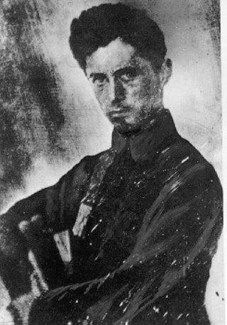 Portre of Petőfi Sándor