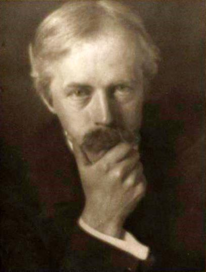 Symons, Arthur portréja