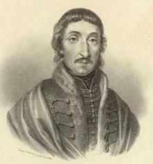 Csokonai Vitéz Mihály portréja