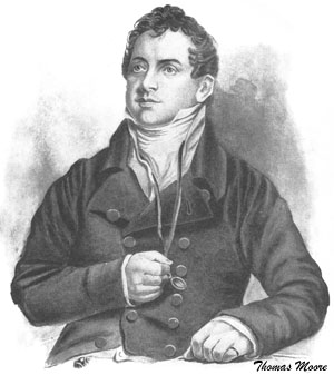 Moore, Thomas portréja