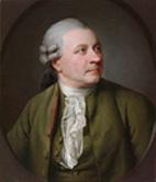 Klopstock, Friedrich Gottlieb portréja