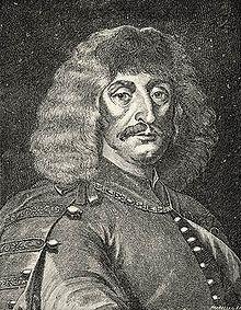 Zrínyi Miklós portréja