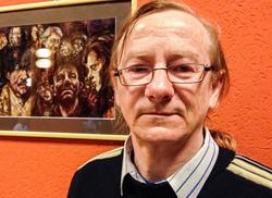 Dvorcsák  Gábor Imre portréja