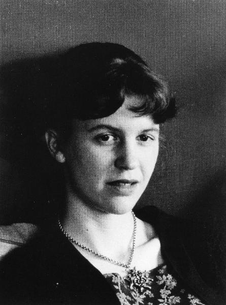 Plath, Sylvia portréja
