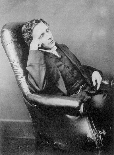Carroll, Lewis portréja