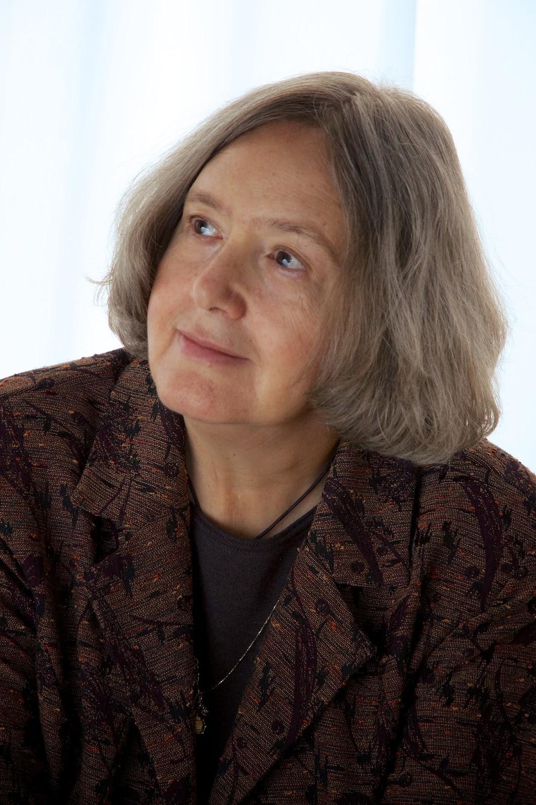 Petrőczi Éva portréja