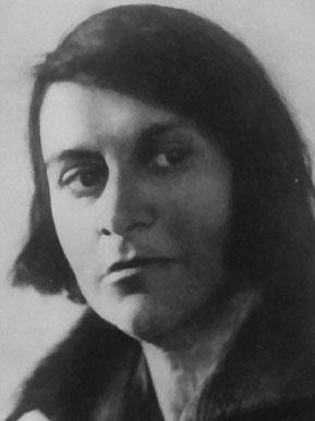 Lasker-Schüler, Else portréja