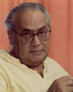 Tímár György portréja