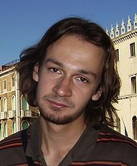 Kántás Balázs portréja