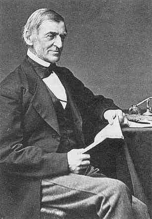 Emerson, Ralph Waldo portréja