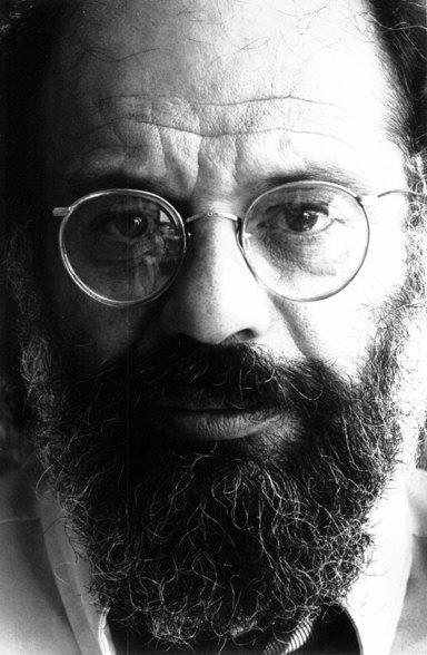 Ginsberg, Allen portréja