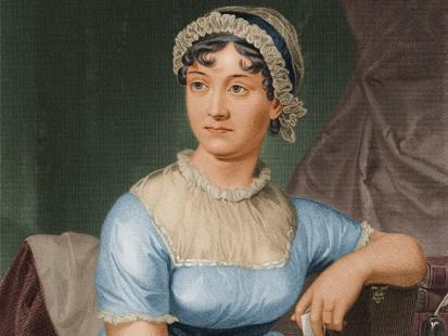 Austen, Jane portréja