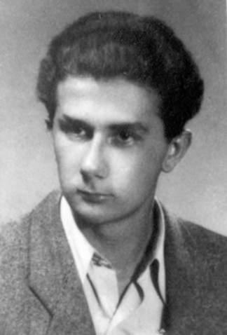 Gérecz Attila  portréja