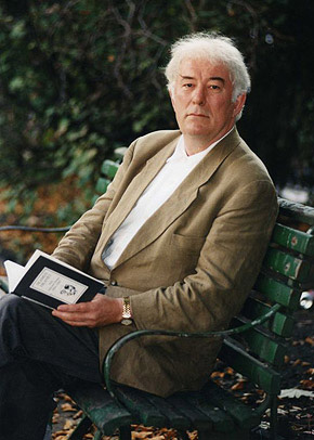 Portre of Heaney, Seamus