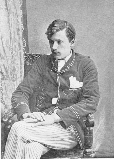 Dowson, Ernest portréja