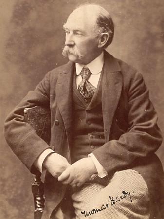 Hardy, Thomas portréja