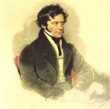 Grillparzer, Franz portréja