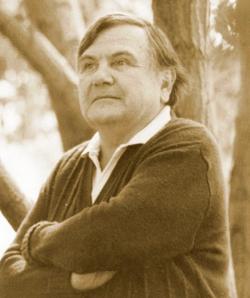 Jánosy István portréja