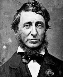Thoreau, H. D. portréja